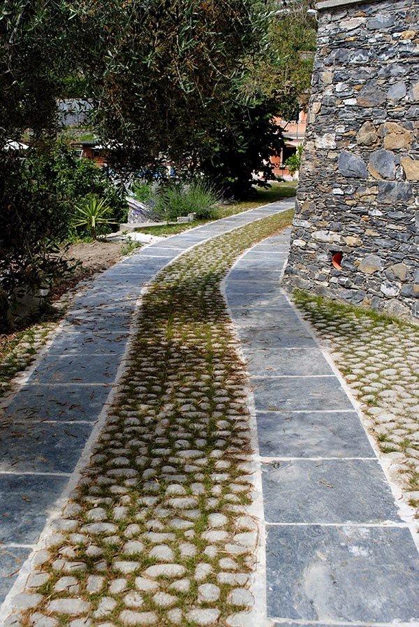 Scoprite tutta la gamma di pietre per i vostri esterni for Arredo pietra